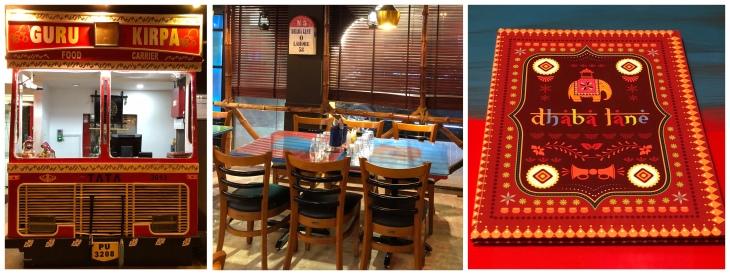 Dhaba food in Dubai