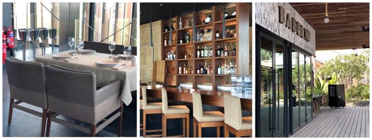 Lebanese restaurant in La Mer Dubai