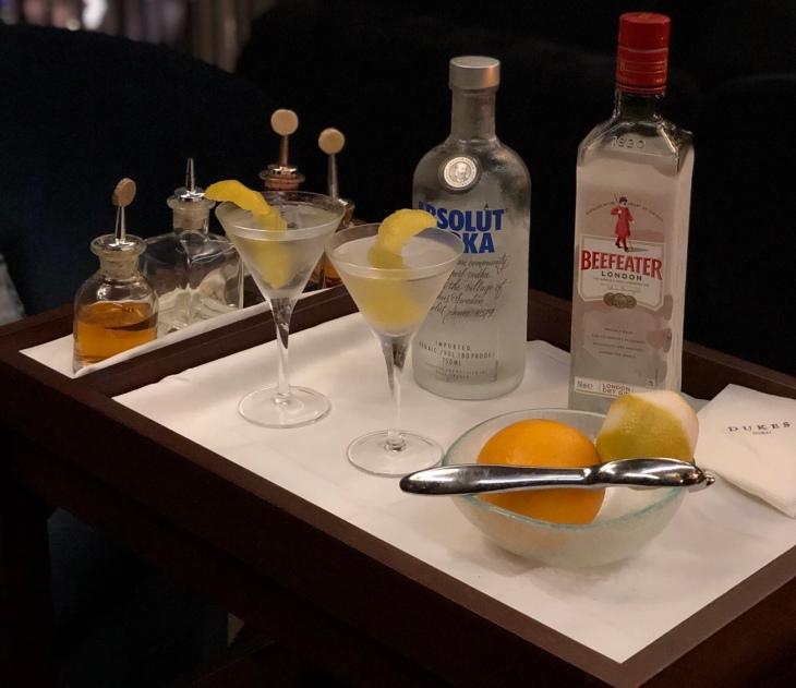 Dukes Bar Dubai