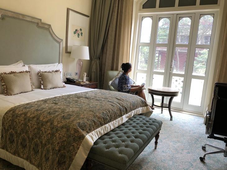 City view room at Taj Mahal Palace Mumbai