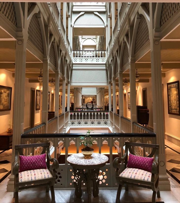 Five star hotel in Mumbai