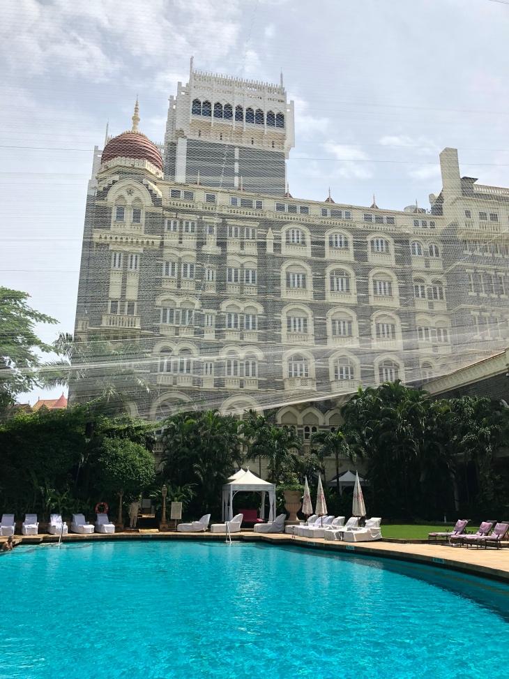 Restaurants in Taj Mahal Palace Mumbai