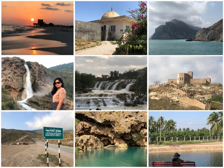 Salalah city tour