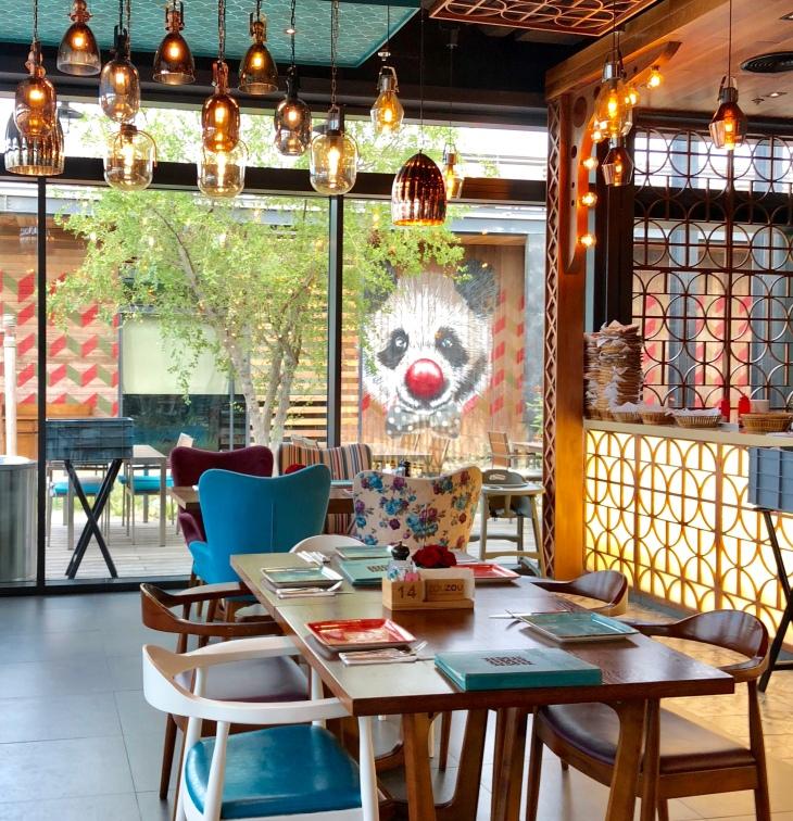 Turkish Restaurant in La Mer Dubai
