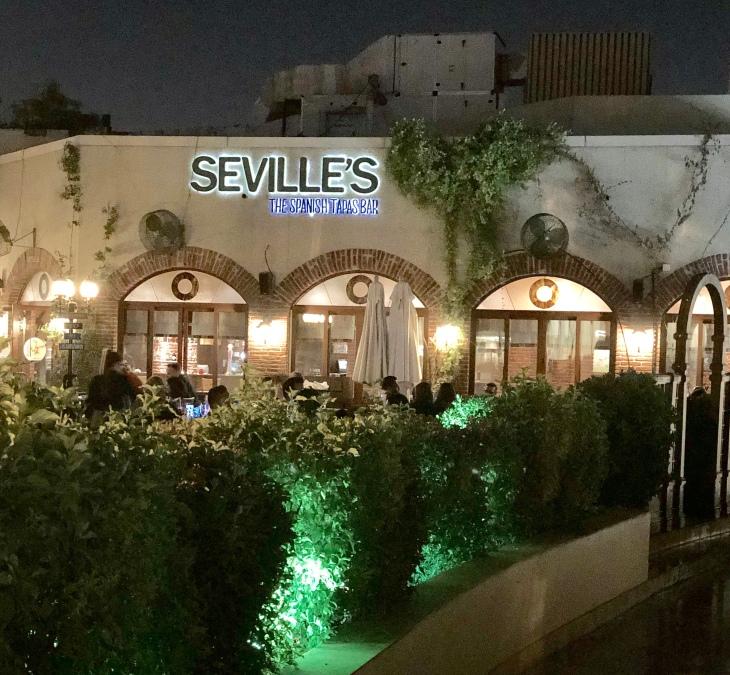 Seville's WAFI Dubai