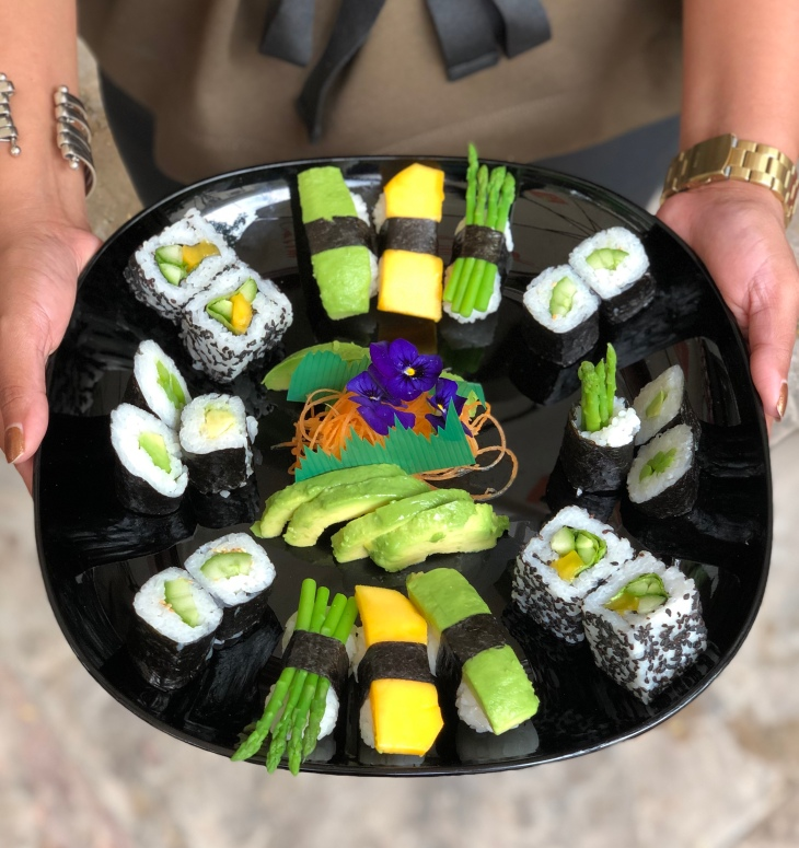 Sushi Sushi Dubai