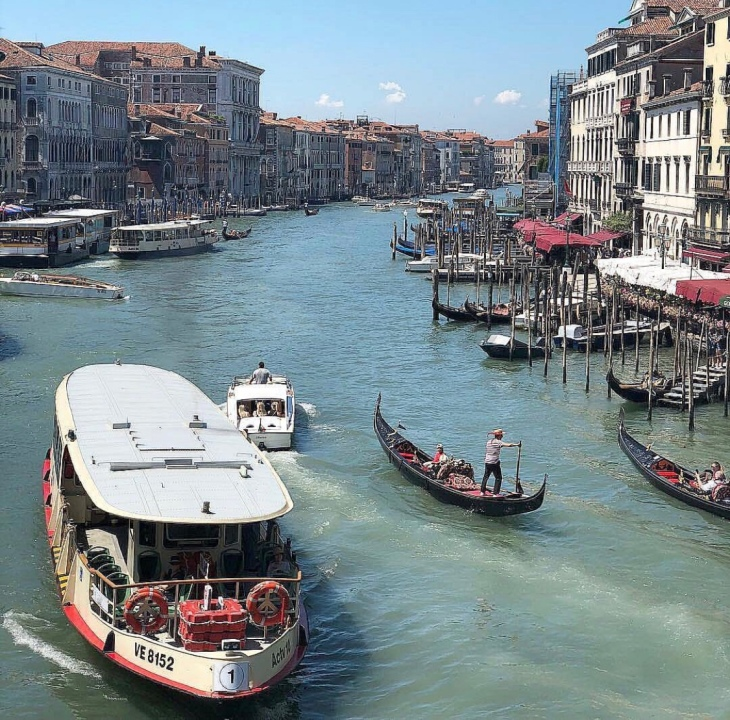 Dubai to Venice