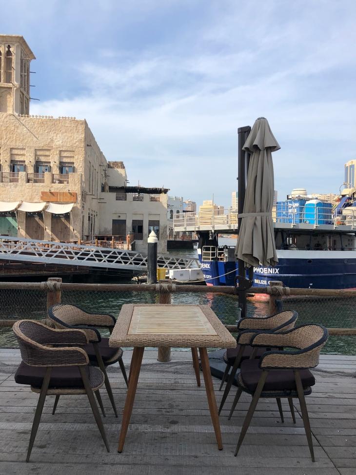 Mitra Bistro Dubai