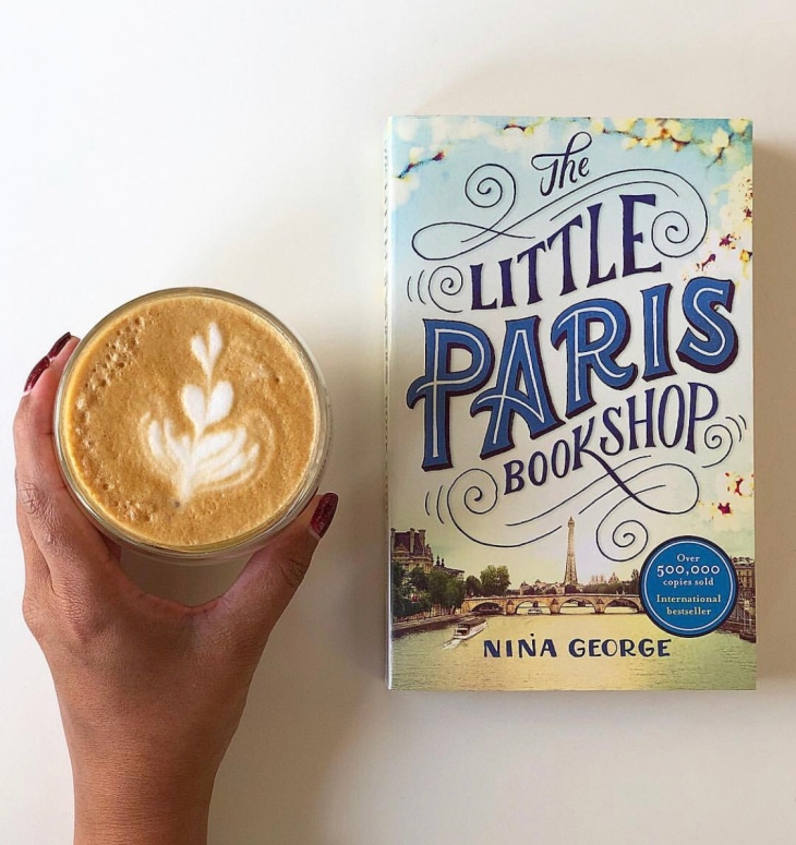 The Little Paris Bookshop by Nina George