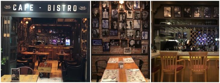 360 Cafe & Bistro