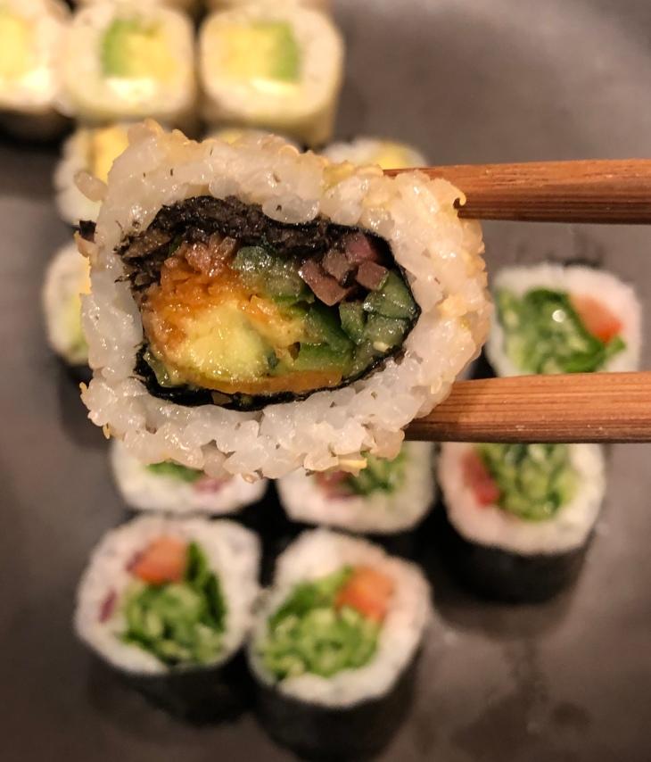 Sushi Art Dubai