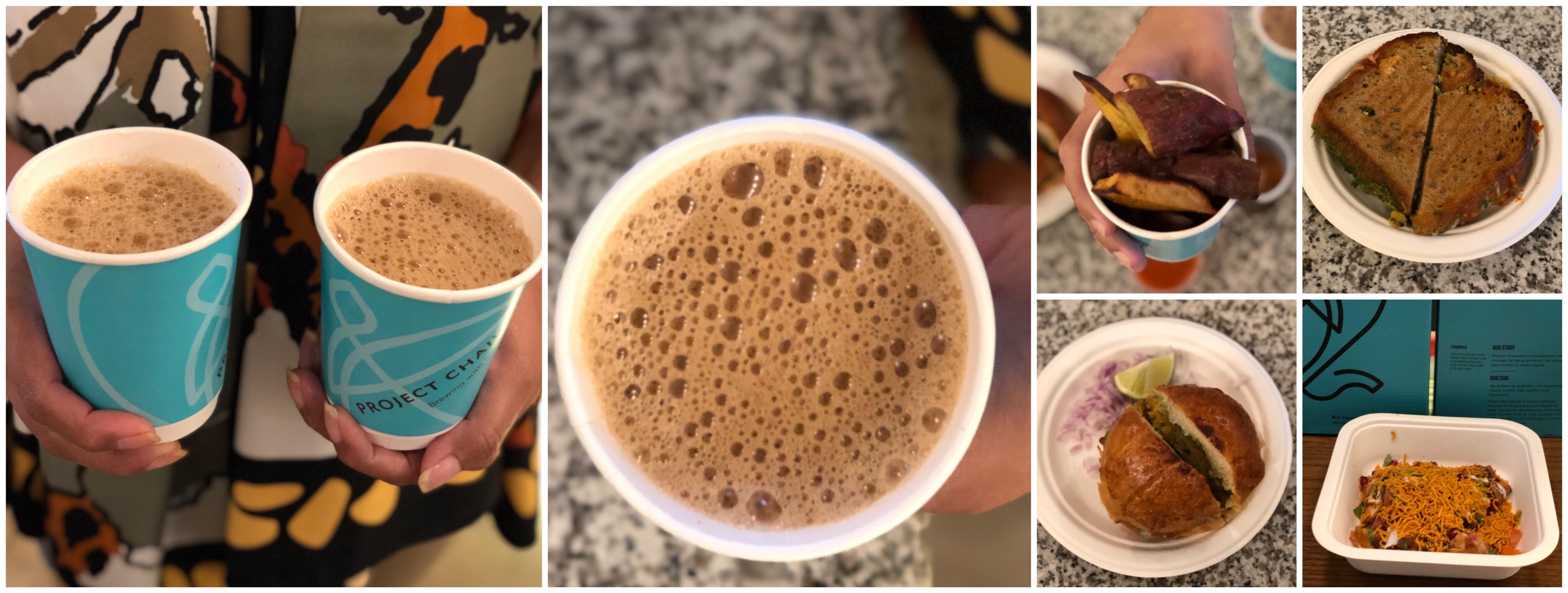 Chai in Dubai