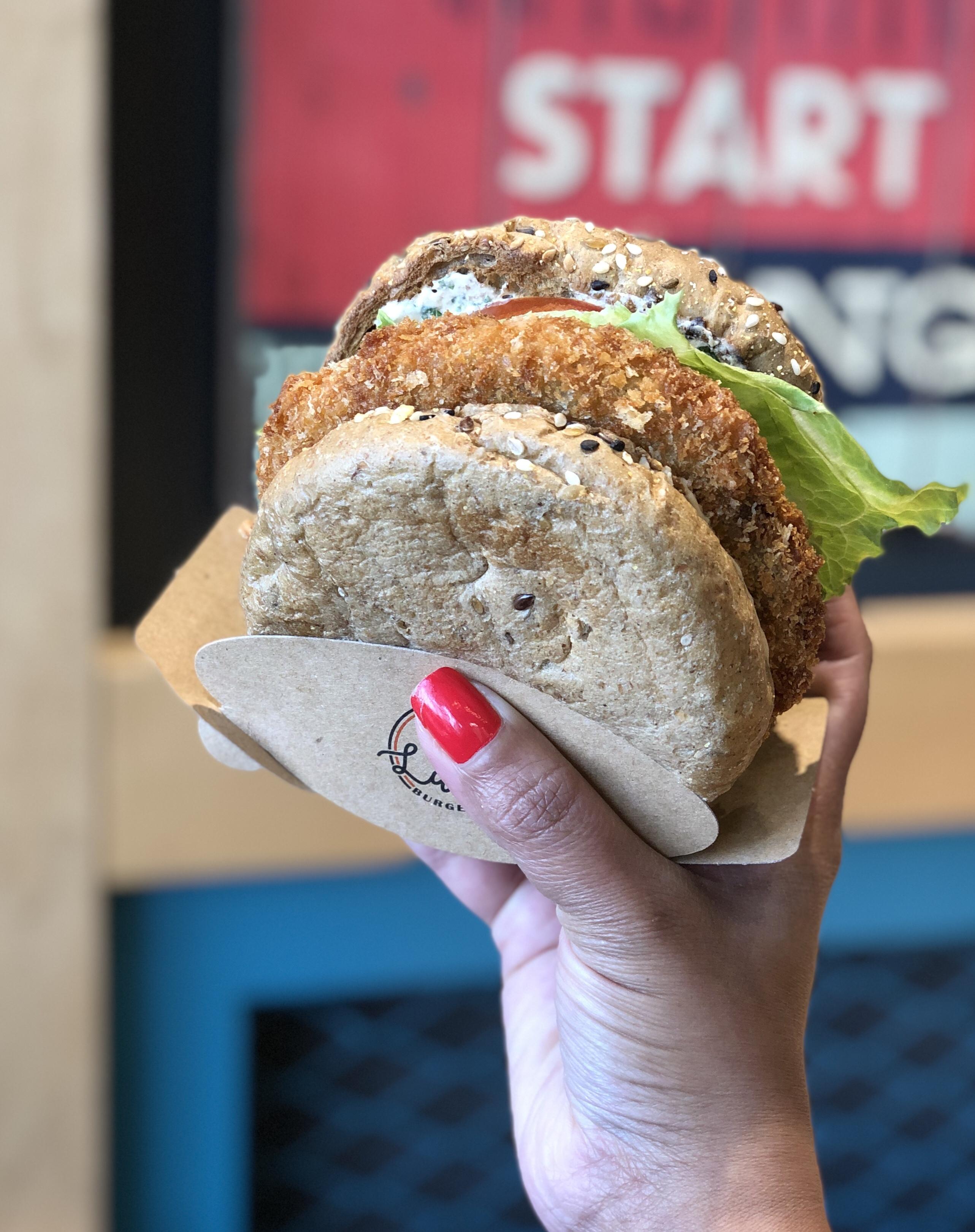 Lads Burger Dubai