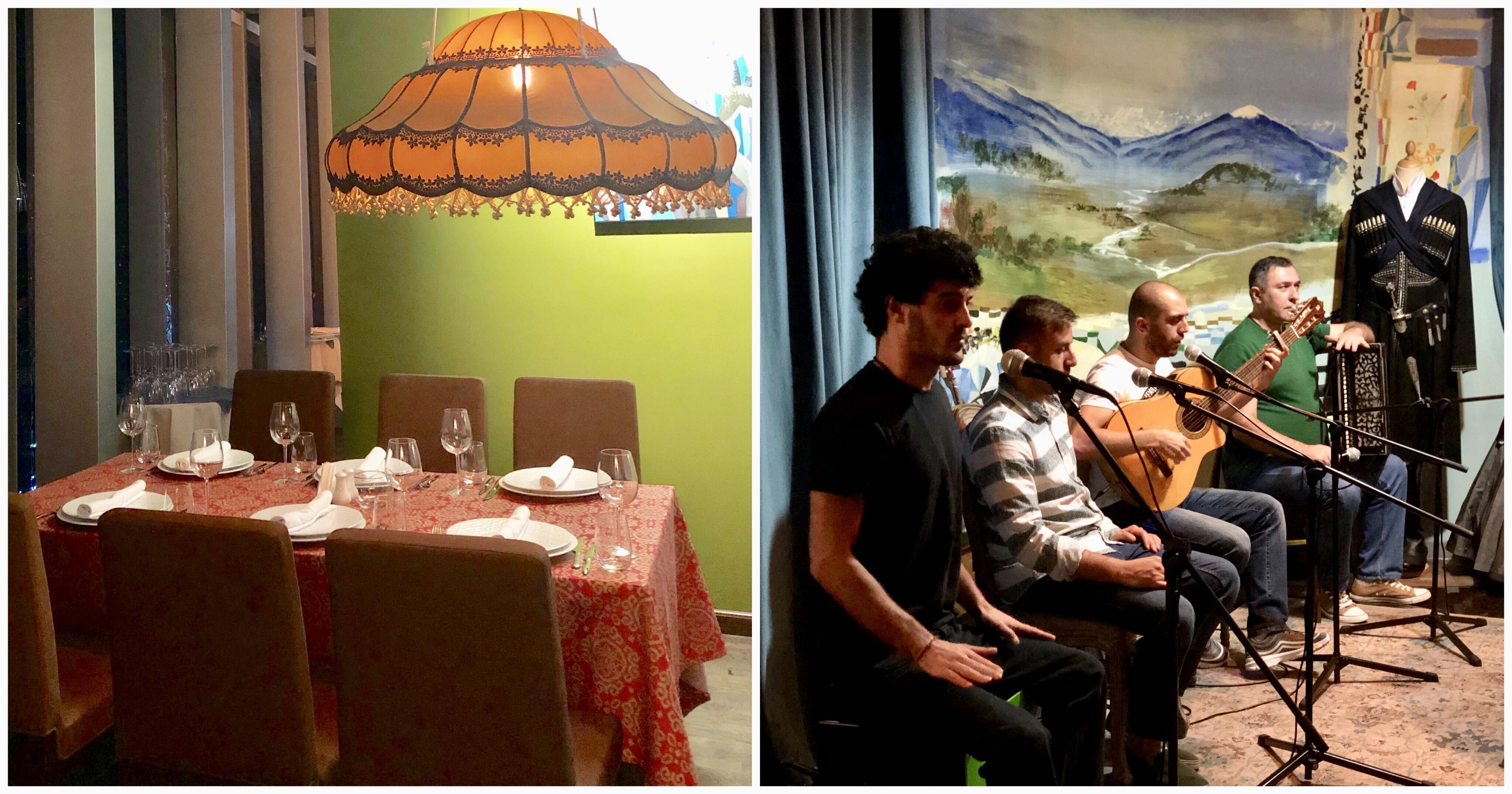Modi Georgian Restaurant