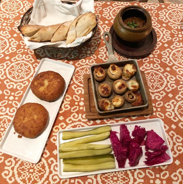 Modi Georgian Restaurant Dubai