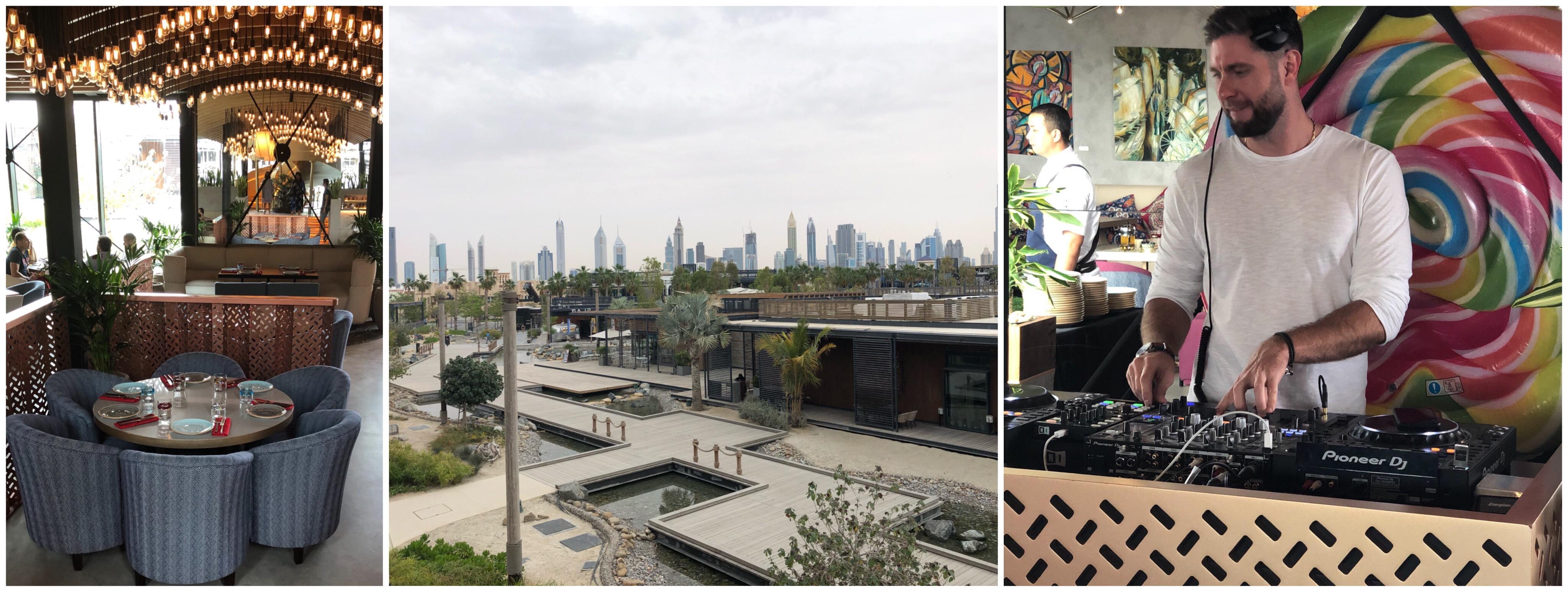 Osh Restaurant Dubai
