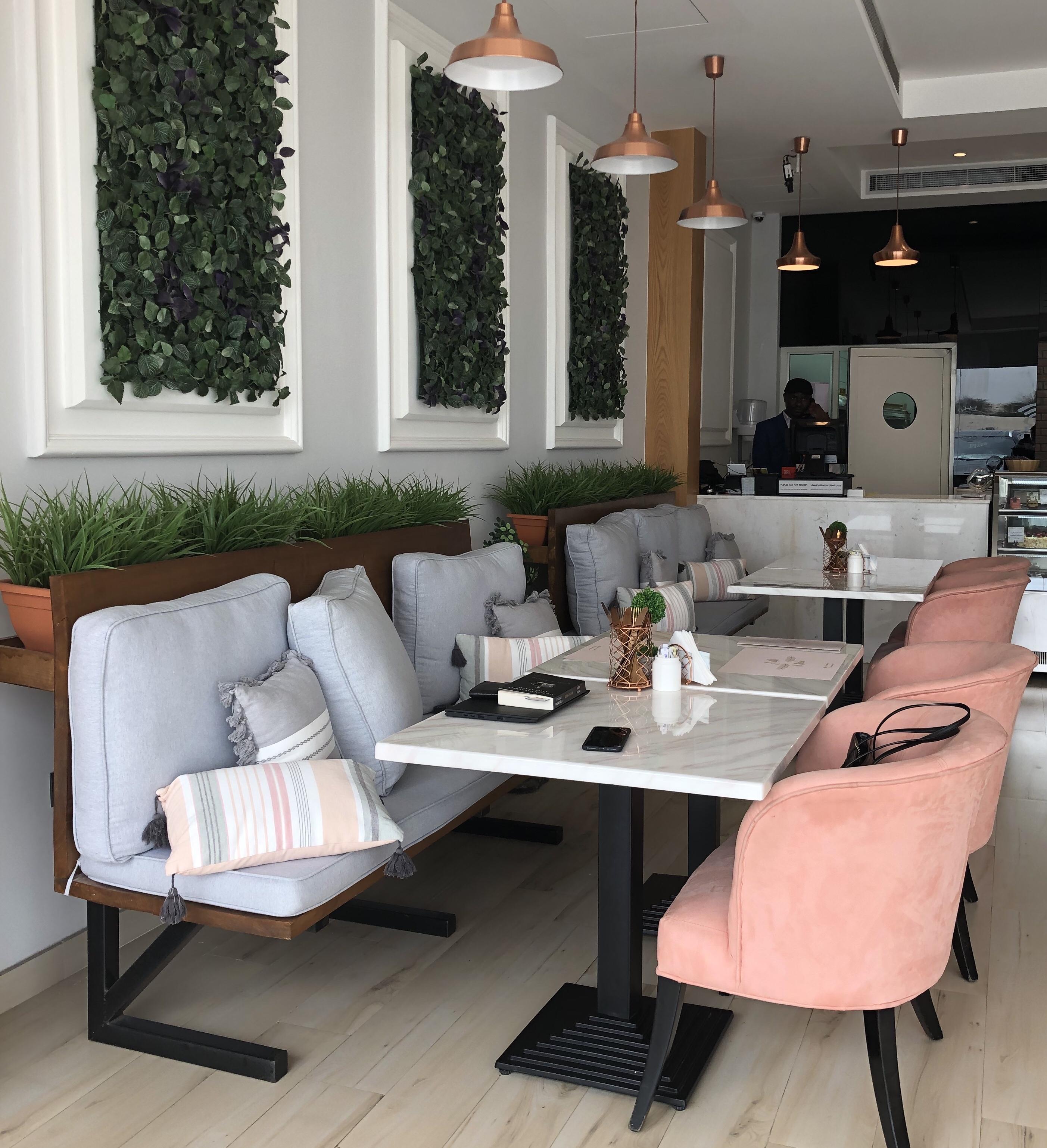 Al Ibdaa Cafe Barsha