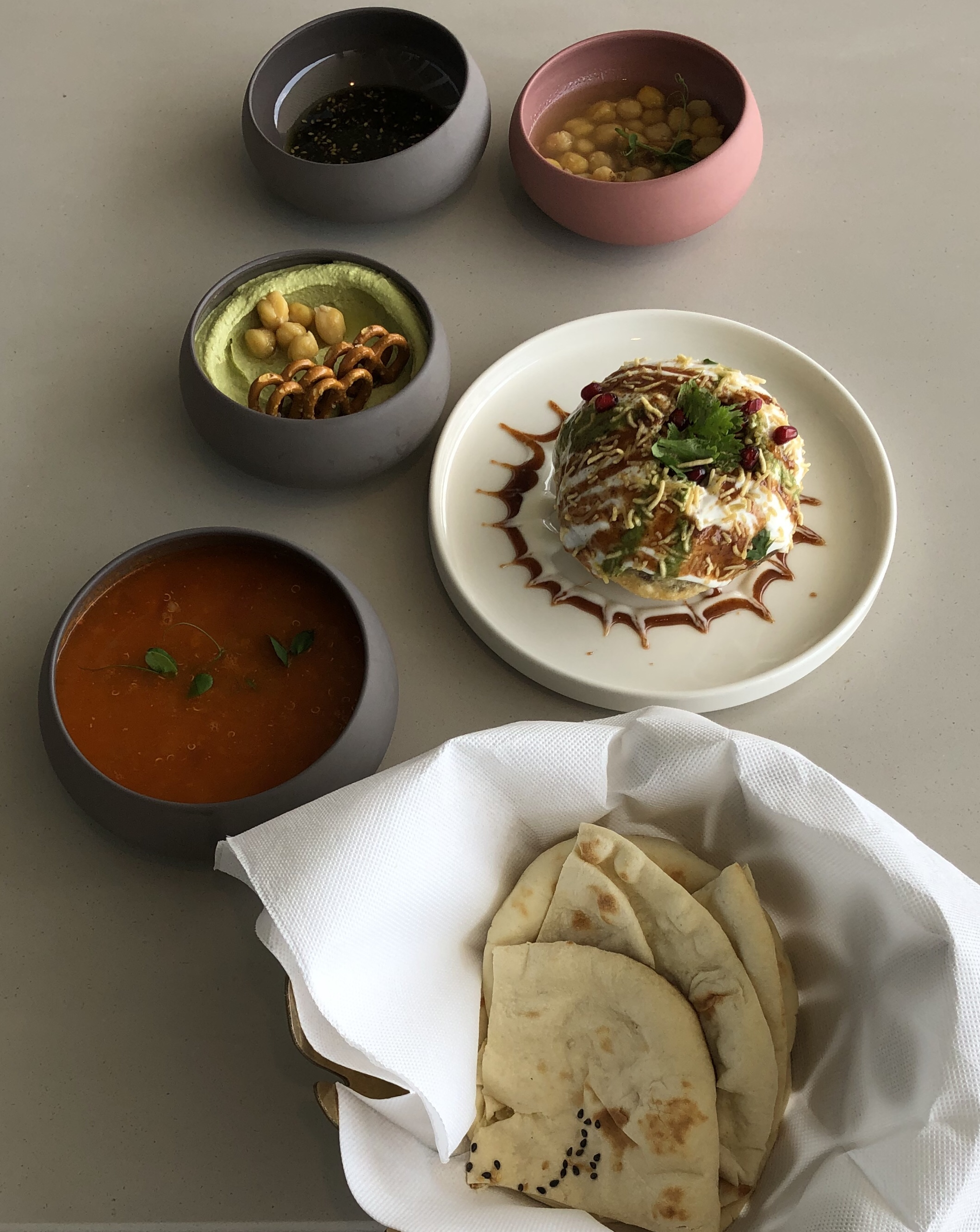Jalapeño hummus