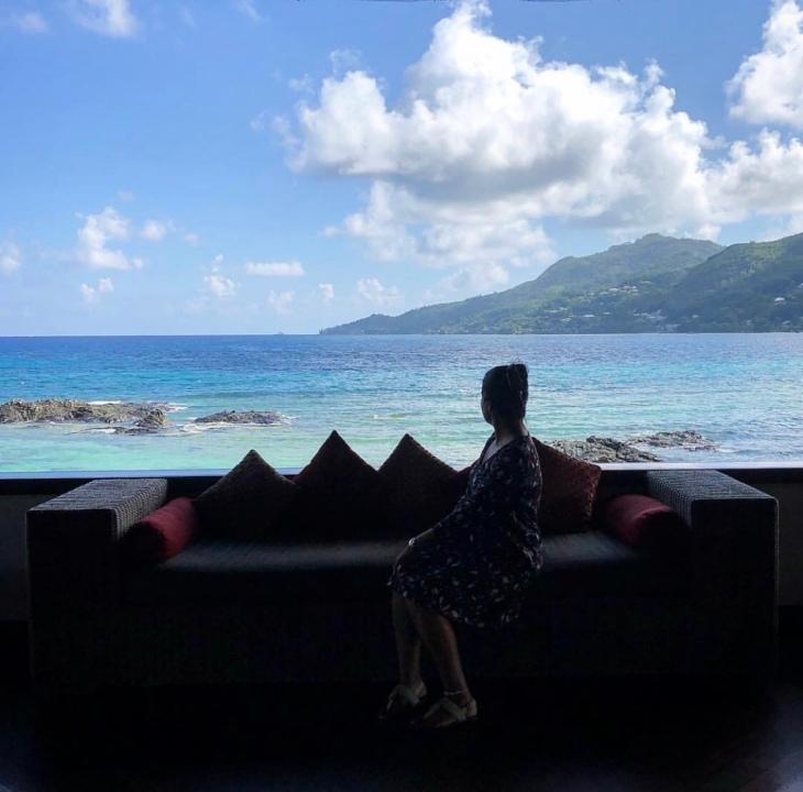 Beach resorts in Seychelles