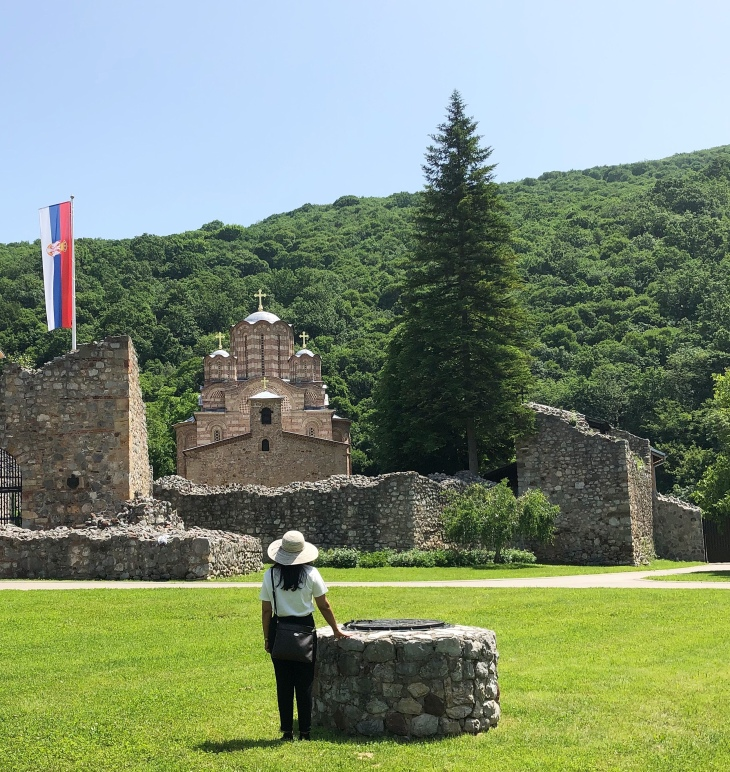 Travel blog to Serbia