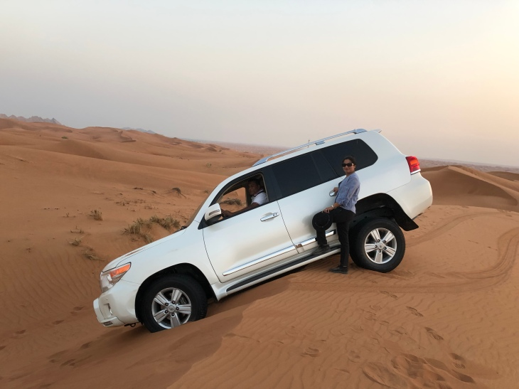 Explorer Tours UAE