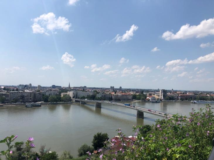 One day trip to Novi Sad
