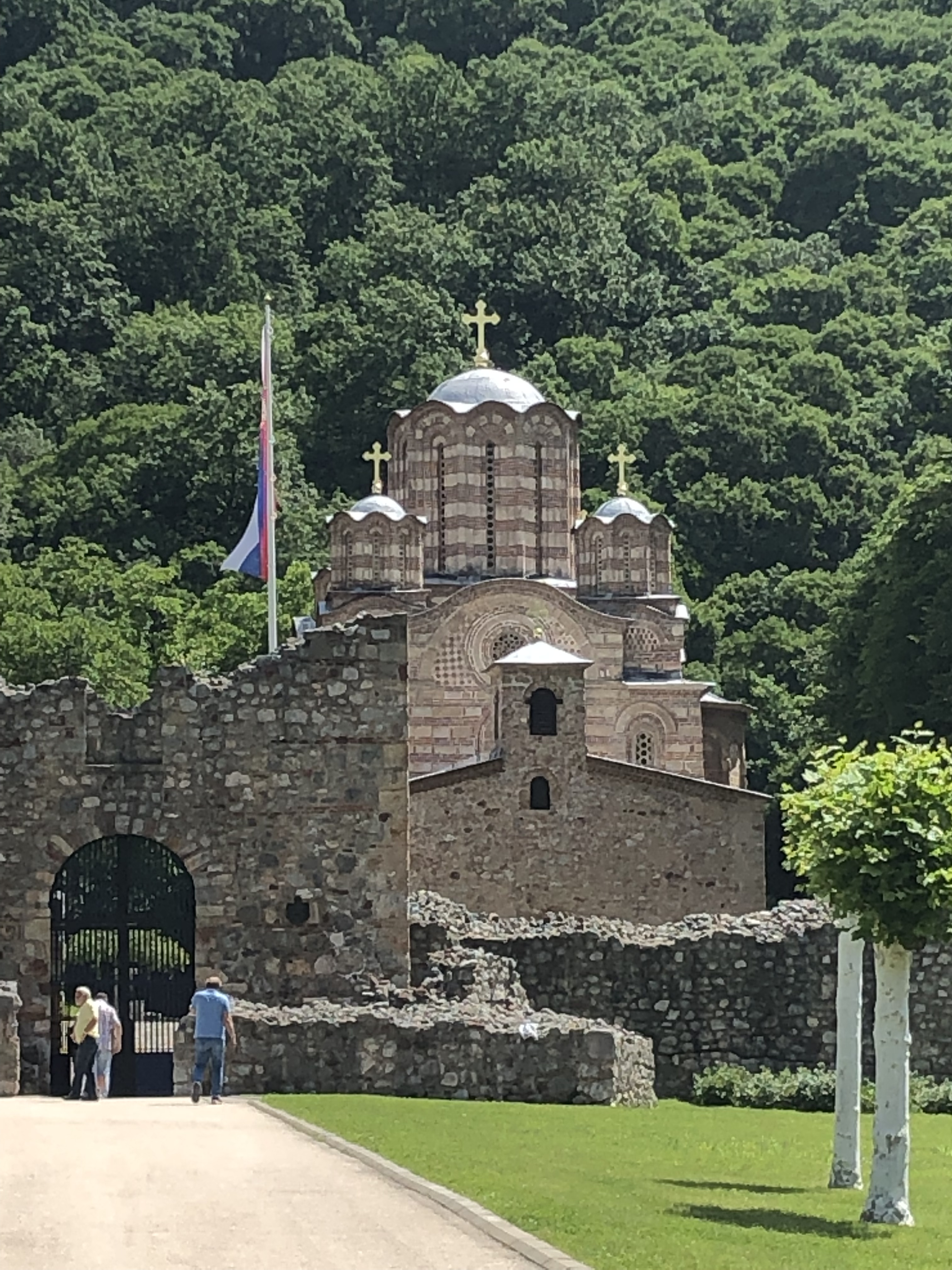 Eastern Serbia tour
