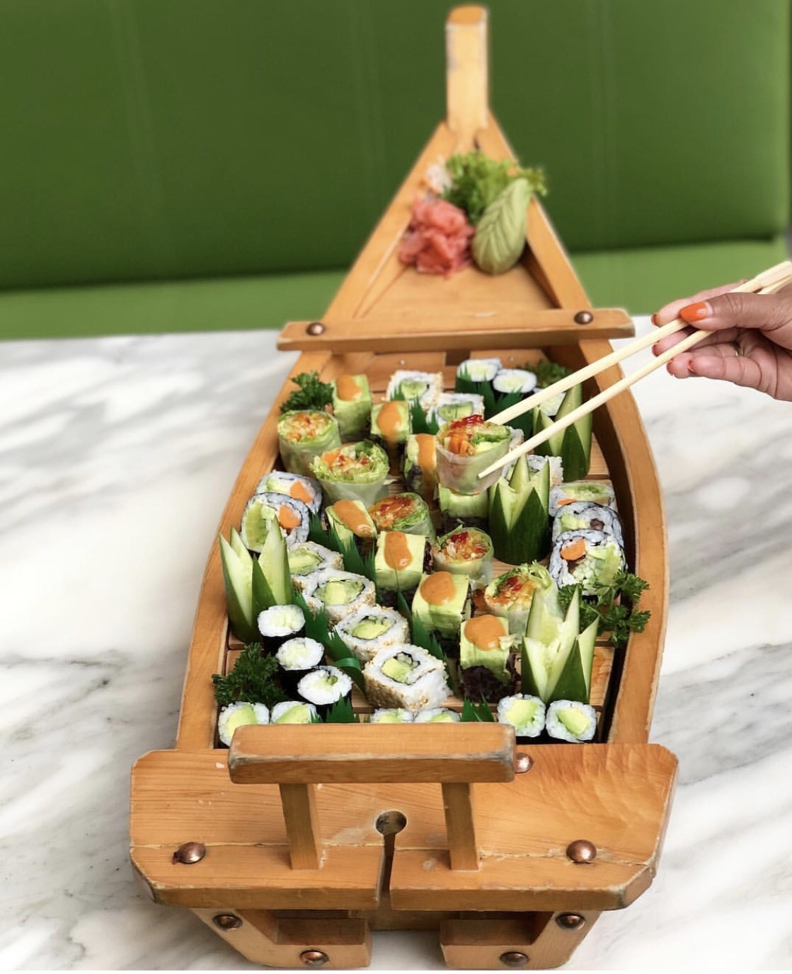 Sumo Sushi & Bento Town Centre Jumeirah