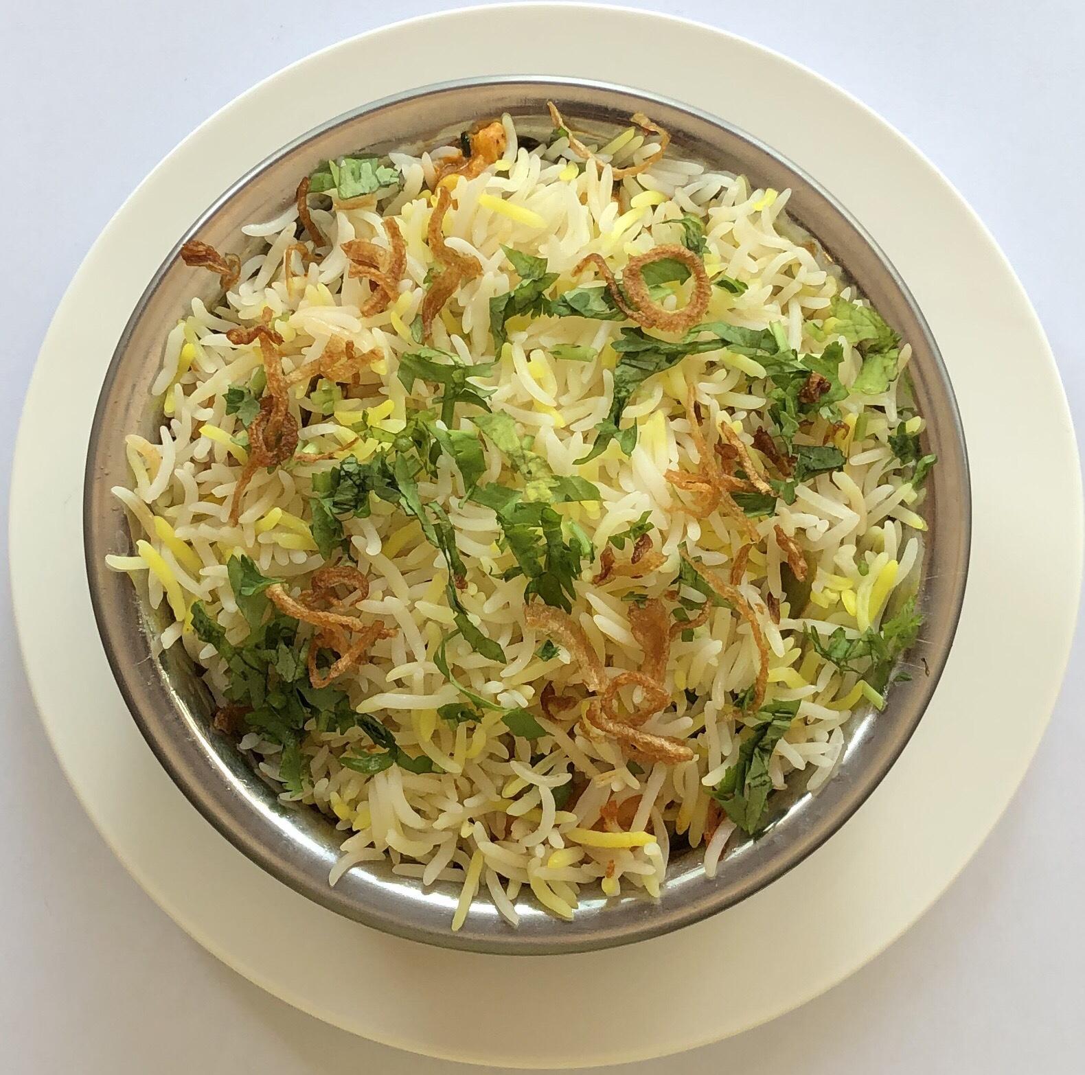 Biryani Wa Kebab