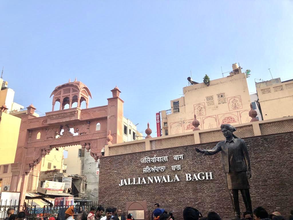 Jallianwalla Bagh