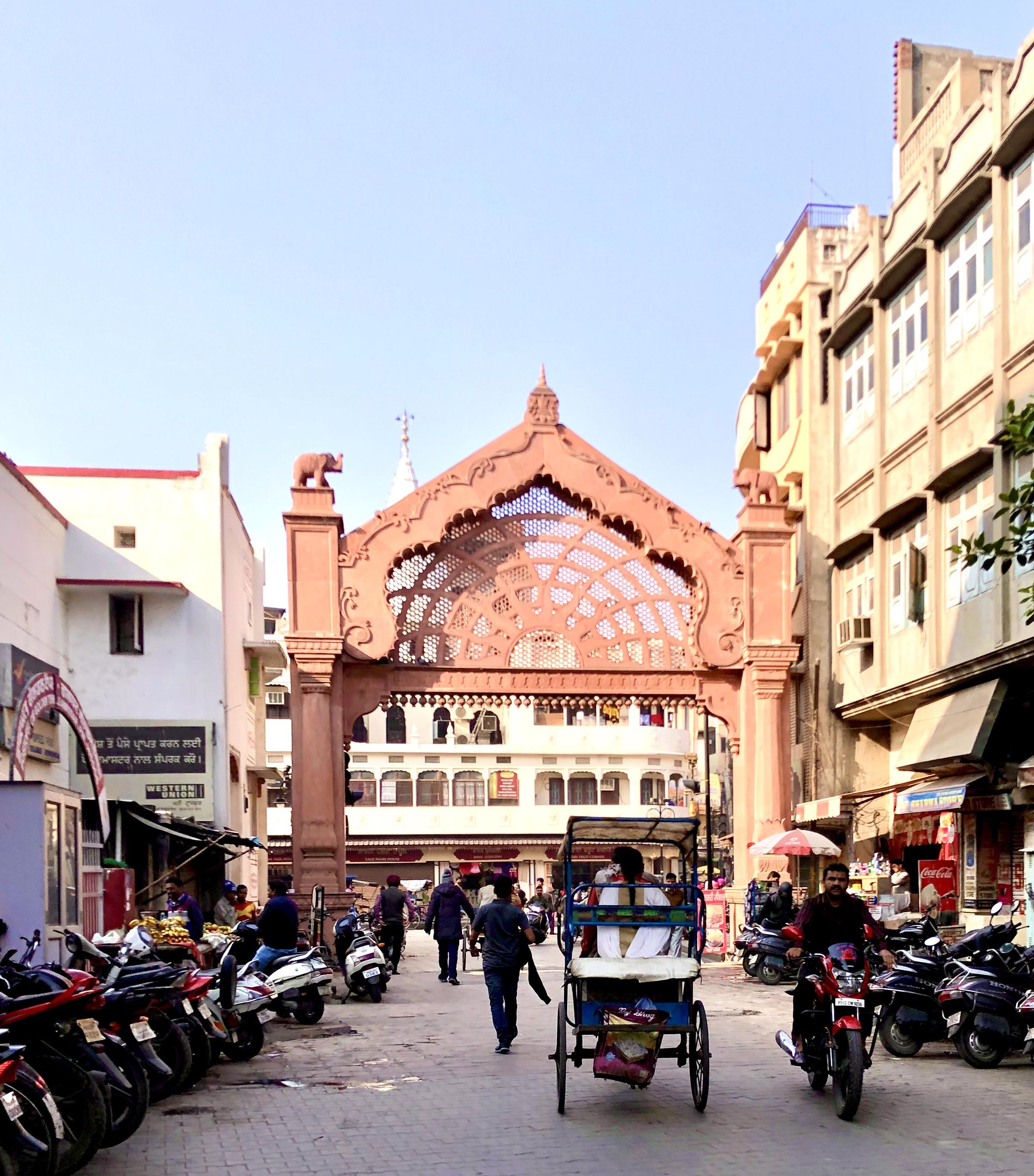Heritage Walk Amritsar