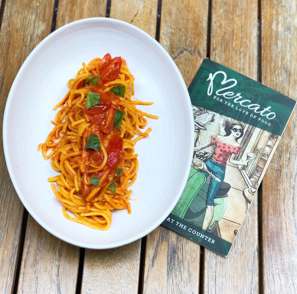 Mercato Italian Cafe DIFC