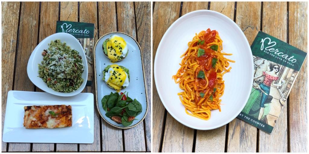 Mercato Italian Cafe Dubai