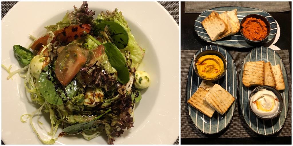 Nook Restaurant Aloft Dubai South