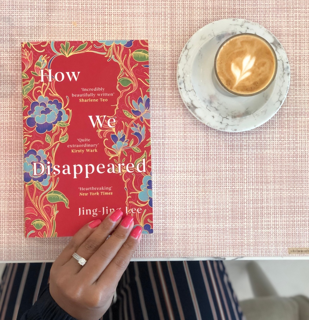 How We Disappeared by Jing-Jing Lee