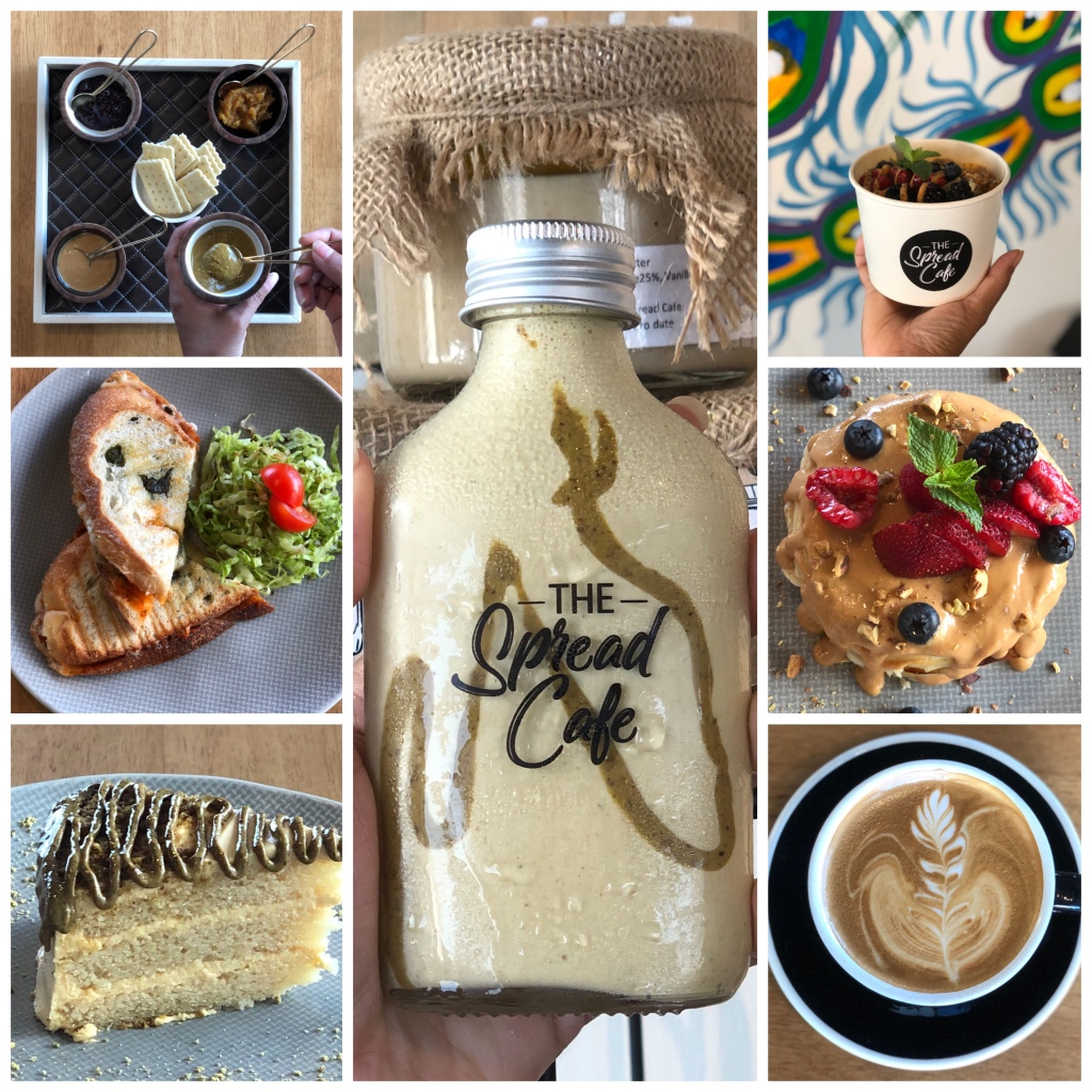 The Spread Cafe Jumeirah