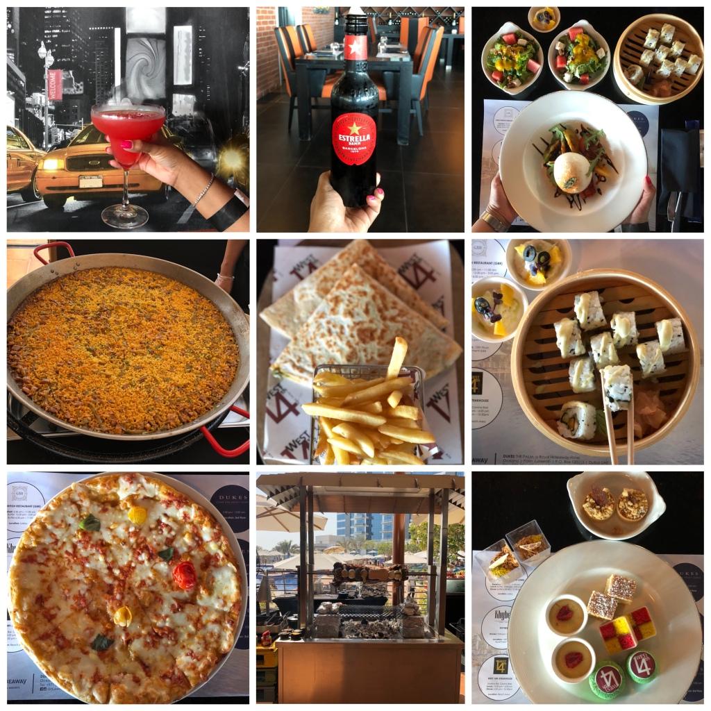 Friday brunch West 14th Steakhouse Dubai