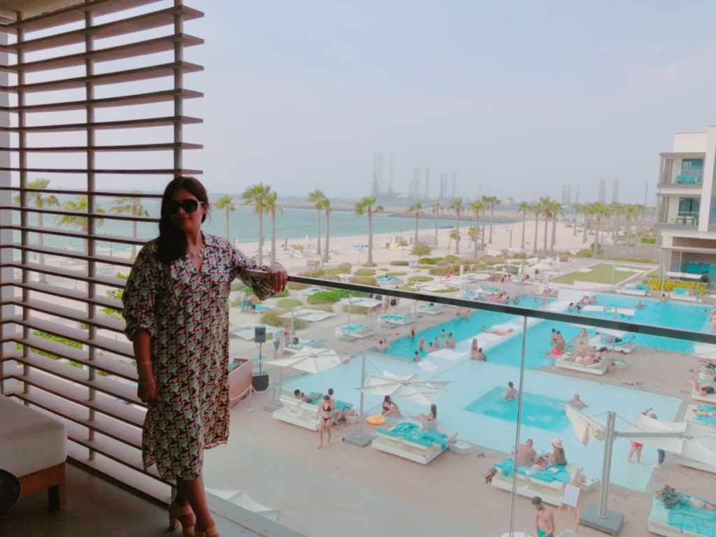 Staycation at Nikki Beach Resort & Spa Dubai