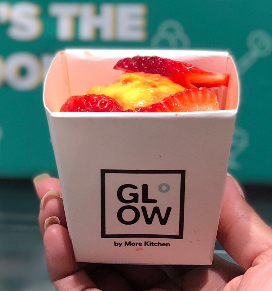 Glow Ice Cream & Sundae  Dubai