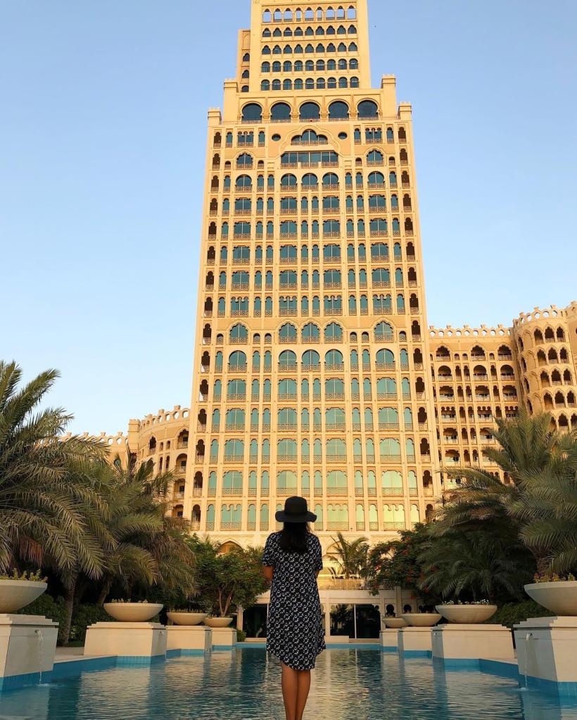 Luxury Staycation in UAE