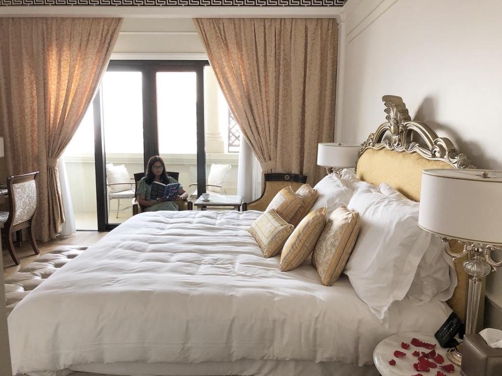 Staycation at Palazzo Versace Dubai