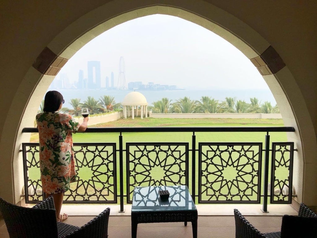 Staycation at Jumeirah Zabeel Saray