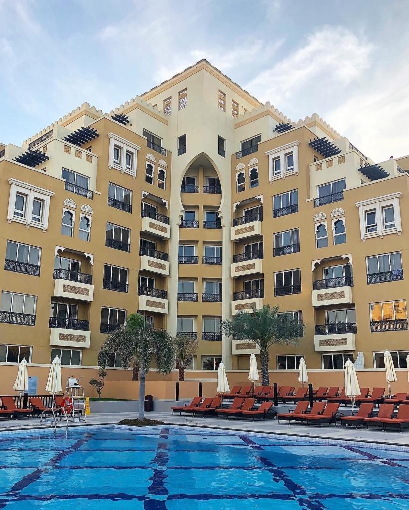 Staycation at Rixos Bab Al Bahar RAK