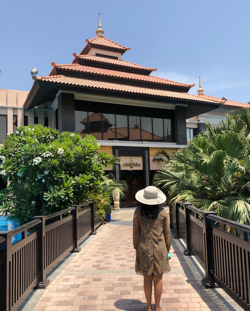 Staycation at Anantara The Palm Dubai