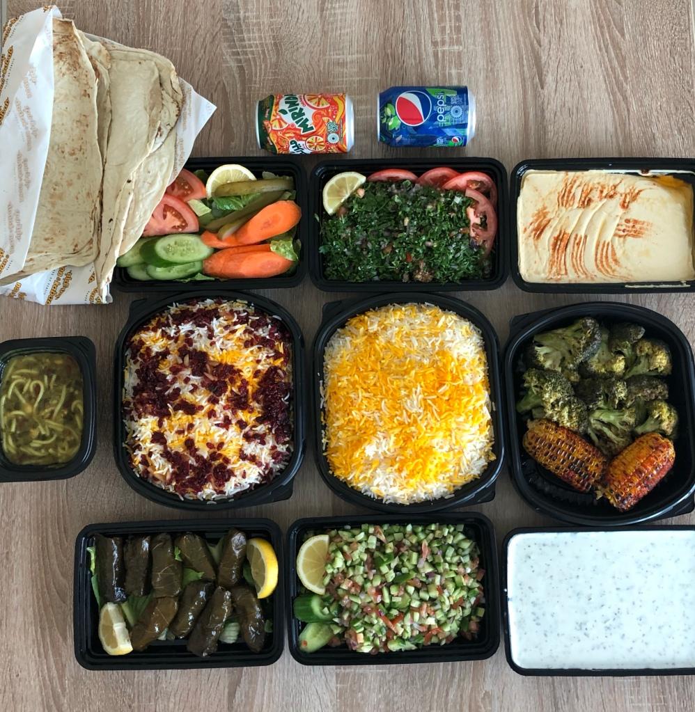 Noon & Kabab Dubai