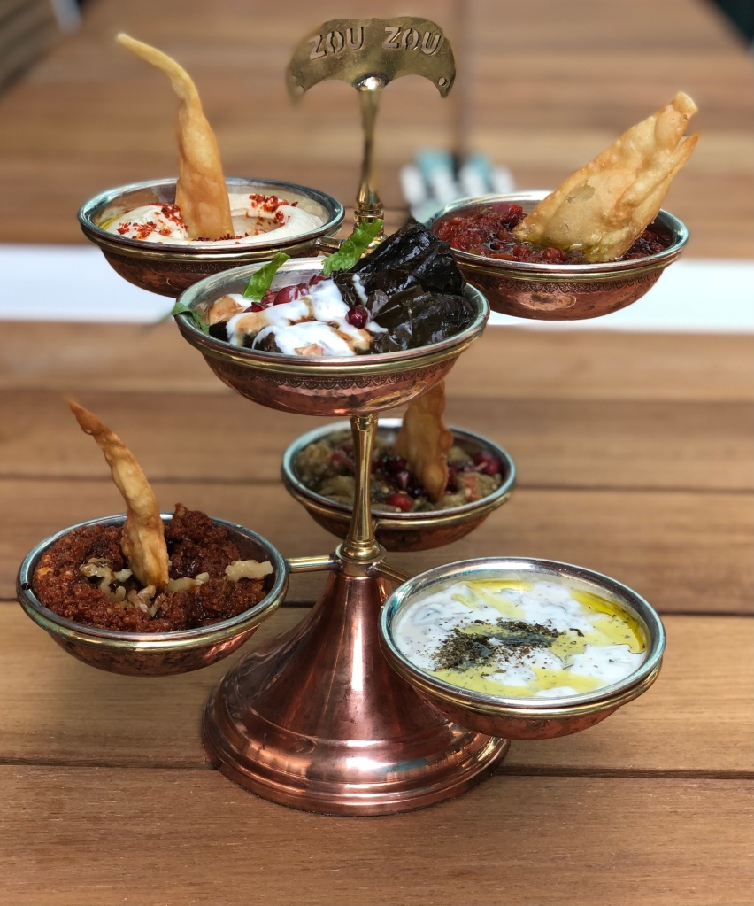 Zouzou Restaurant Dubai