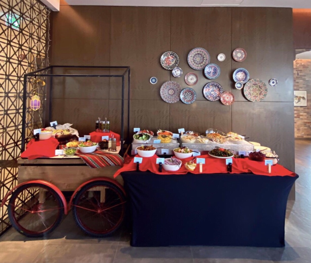 Iftar at Wyndham Dubai Deira