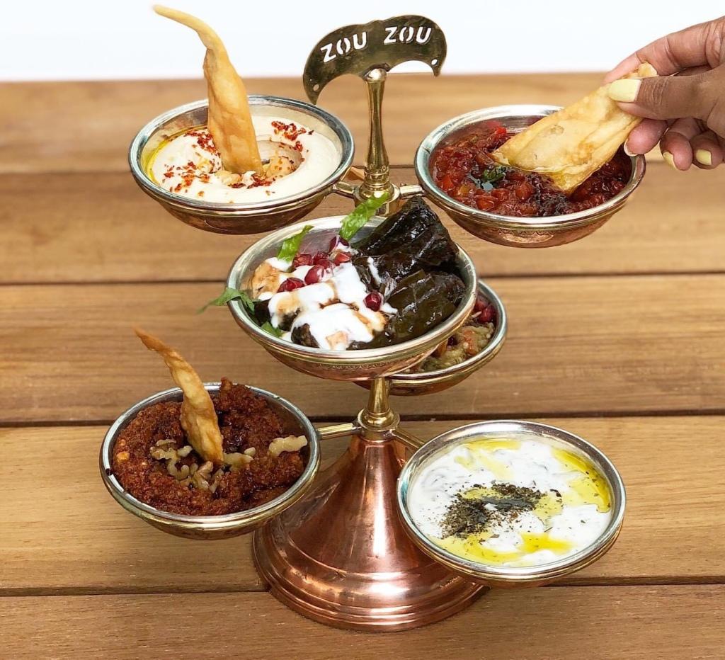 Iftar at Zouzou Dubai