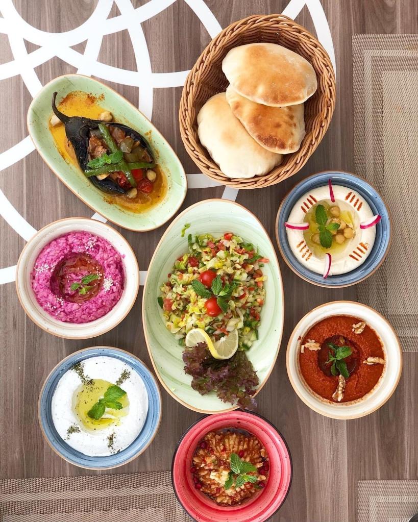 Iftar at Al Mashawi Al Halabya Dubai
