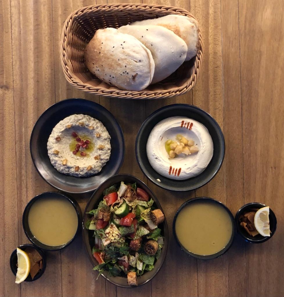 Iftar at Awani Restaurant Dubai
